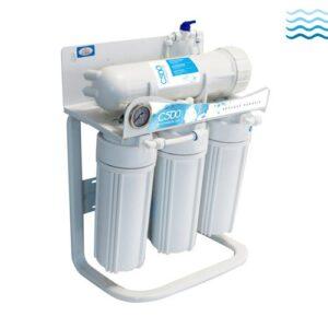 Osmosi inversa e microfiltrazione