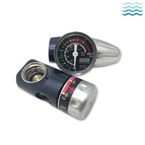 Riduttori di pressione CO2