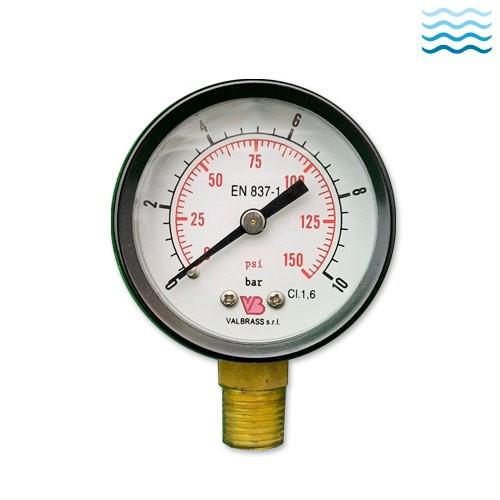 Riduttori di pressione e manometri